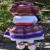 purple doll back