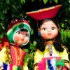 Cuzcan Dolls