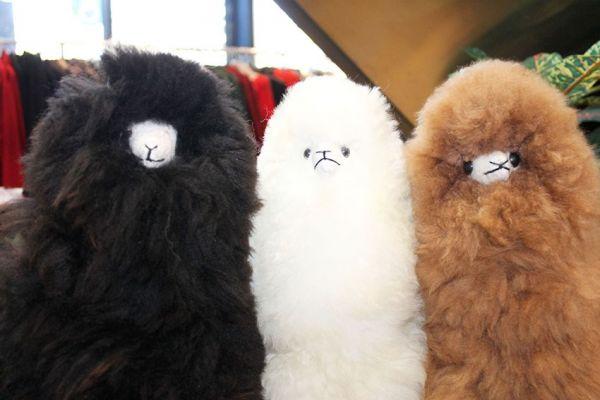 Llama Toy 45cm