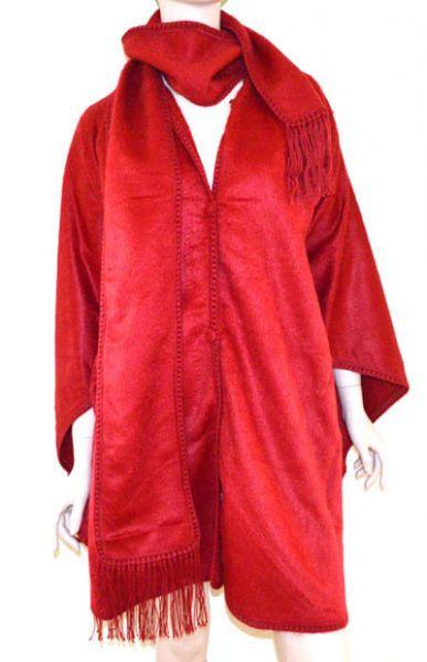 Alpaca Blend Coat Short