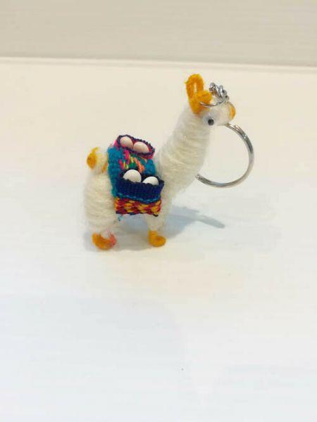 Alpaca Key ring