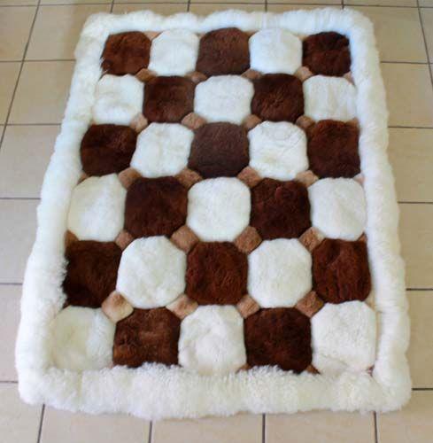 Alpaca rug - the latin store 110x150 cm