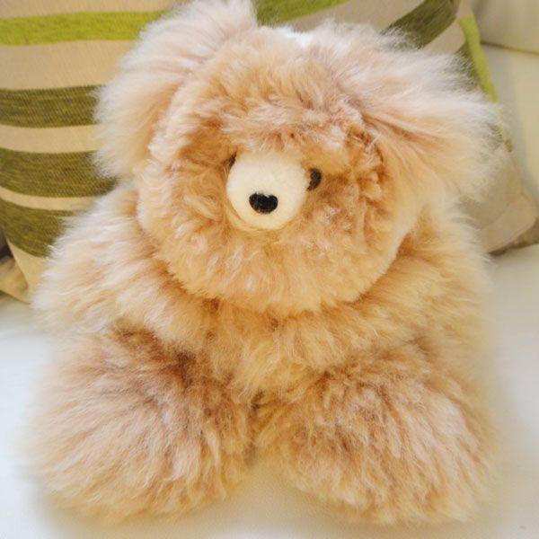 Alpaca teddy Bear - plush teddy