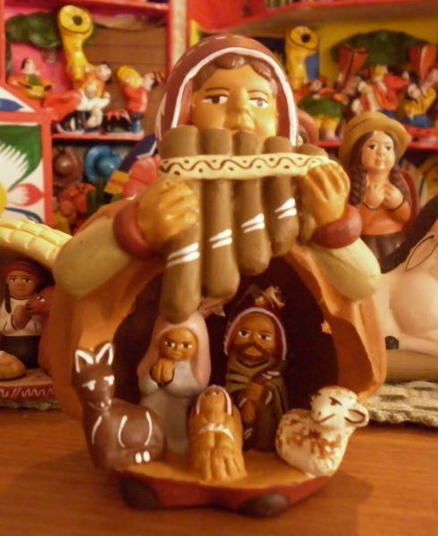 Musician Nativity