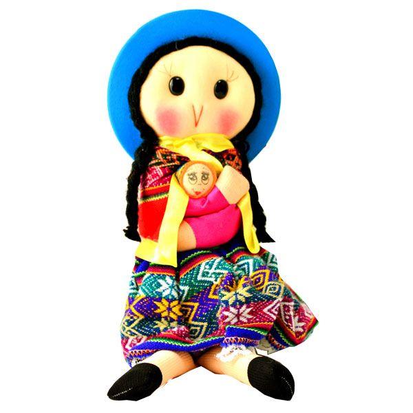 Campesina Doll