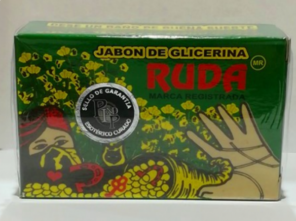 Soap-Spiritual-Rue- Jabon Esoterico-Ruda