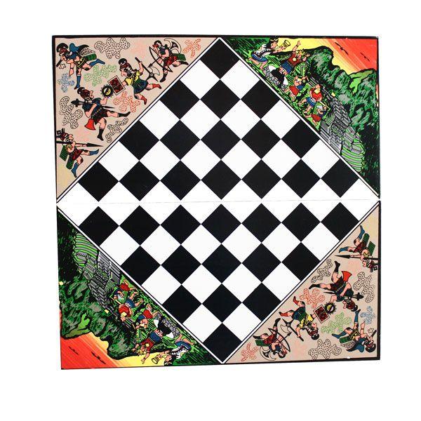 Chess set medium
