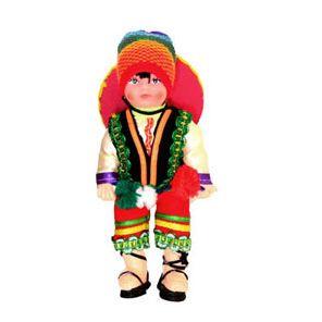 Cuzcan doll small