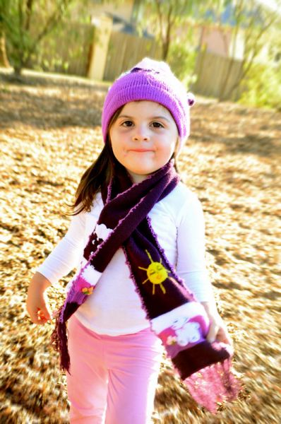 childrens scarf