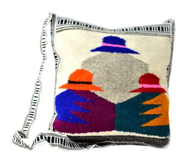 Ecuador bag wool