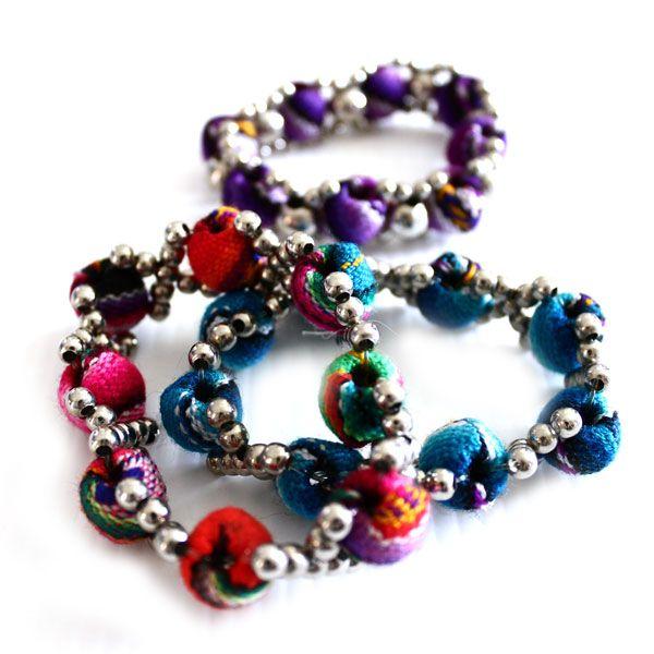 Manta elastic bracelet